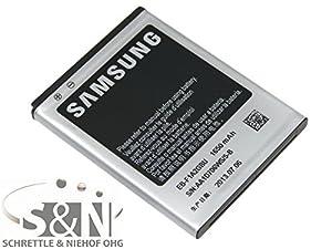 NG-Mobile Original Samsung Galaxy S2 (Plus) GT-i9100 i9105p i9100G Akku Batterie EB-F1A2GBU 1650mAh - NG-Mobile