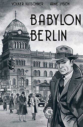 Babylon Berlin por Volker Kutscher
