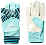 adidas Kinder ACE Junior Torwarthandschuhe, Energy Aqua f17/energy Blue s17, 6
