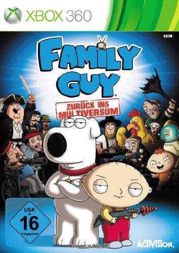 Guy Videospiel Family Das (Family Guy - Zurück ins Multiversum - [Xbox 360])