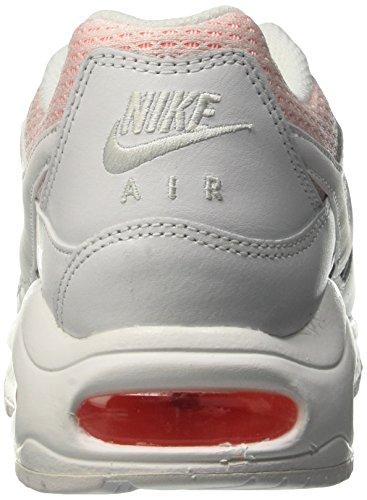 Nike Wmns Air Max Command, Scarpe da Ginnastica Donna Bianco (White/White/Bright Mango)