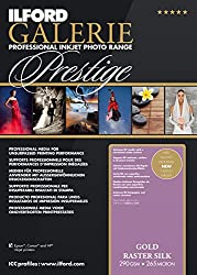 Ilford 2003174 Galerie Prestige Gold Raster Silk - 13 X 19 Inches, 50 Sheets