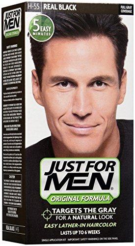 ParaJUST FOR MEN Shampoo #H-55 tinte capilar real