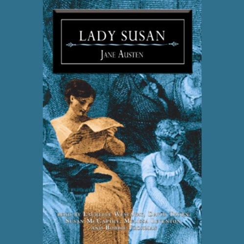 Lady Susan  Audiolibri