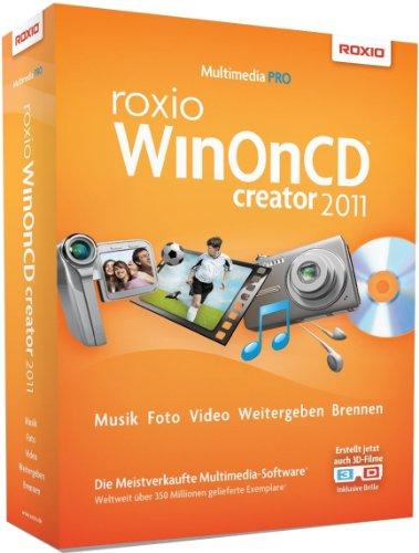 Roxio-dvd-brenner-software (Roxio WinOnCD 2011)