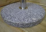Redwood BB-UB115 16kg Round Granite Parasol Base
