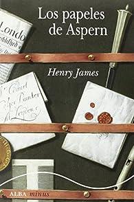 Los papeles de Aspern par Henry James