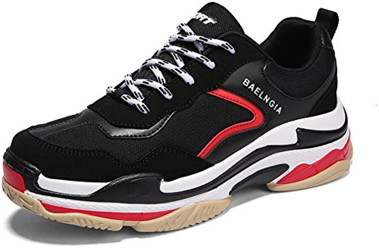 CAI Männer/Frauen Mesh Layer Sneakers Vier Jahreszeiten Reisen Low Top Outdoor Große Größe 35 48 Freizeitschuhe