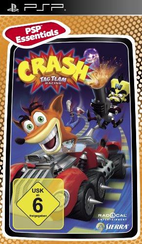 Crash: Tag Team Racing [Essentials] - [Sony PSP] (Psp-spiele Nur)