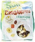 Mélanges de graines et raisins secs