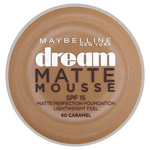 Maybelline Dream Matte Mousse - Mousse Foundation