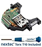 Neu - Microsoft Xbox One Laser - Liteon DG-6M1S-01B (HOP-B150) + Nextec® Torx T10 Security Schraubendreher