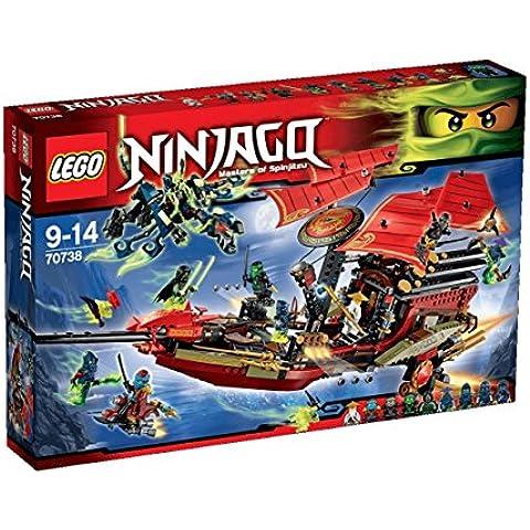 LEGO Ninjago - Juego de construcción (70738)