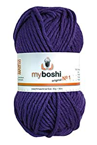 50g myboshi original No.1 Wolle Fb.163 violett