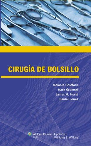 Descargar Libro Cirugía de bolsillo de Melanie Goldfarb