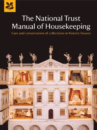 The National Trust Manual of Housekeeping (National Trust Home & Garden)
