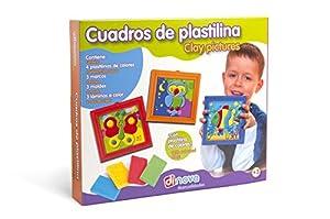 Dinova - Cuadros de plastilina, labores para niños (D0722053)