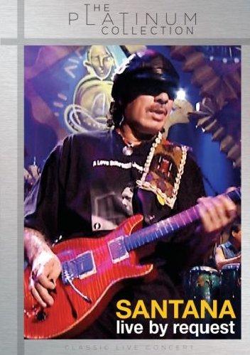 Santana - A&e Live By Request(platinun dvd series)
