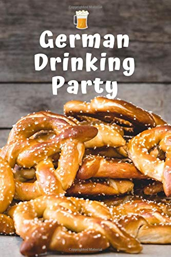 German Drinking Party: Oktoberfest Munich planner journal, enjoy Germany, plan your activities German food and seightseeing, perfect gift Barrel Mug