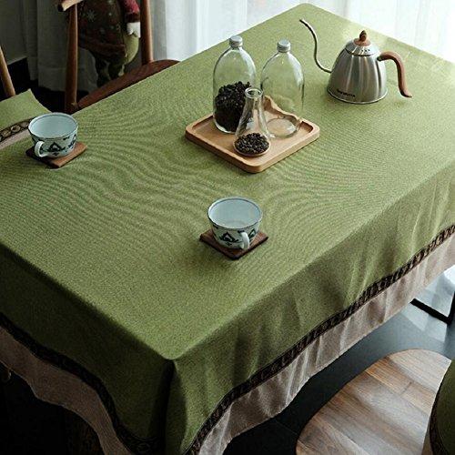 LIFEIFENG LF&F Tablecloth Mantel Viento éTnico Lino Manteles De Resta
