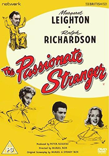 The Passionate Stranger ( A Novel Affair ) [ NON-USA FORMAT, PAL, Reg.2 Import - United Kingdom ] by Ralph Richardson