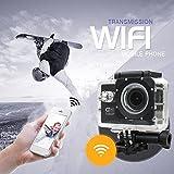 Mini cámara Wi-Fi Full HD DV H2641080P vídeo de detección de movimientos Foto 12MP Resistente Al Agua 30m pantalla LCD 1,5Deportes Acción Waterproof Accesorios de Cam SP de Wifi