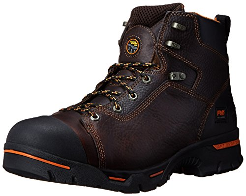 Timberland PRO Men's Endurance 6-Inch Soft Toe BR Work Boot,Briar,7 W US Boot Briar