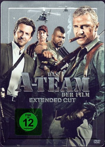 Das A-Team - Der Film (Extended Cut) [Steelbook]