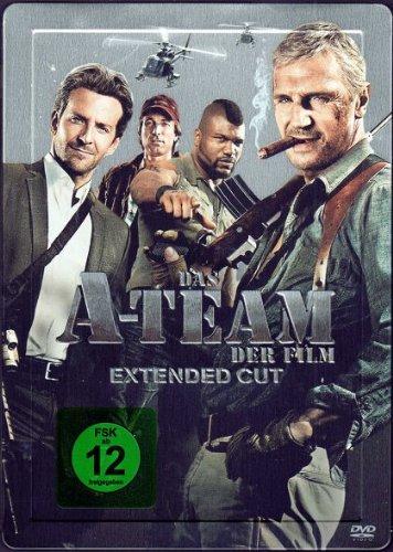 Preisvergleich Produktbild Das A-Team - Der Film (Extended Cut) [Steelbook]