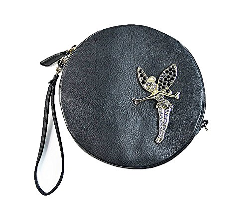 Borsa donna Collezione Argento Antico by Laino Industry fashion accessories  - Borsa in pelle Trilly 9263c512362