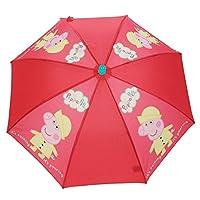 Peppa Pig Umbrella Stick, 56 cm, Red
