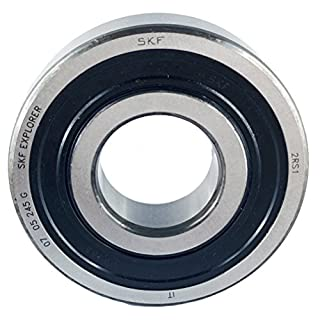 SKF Rillenkugellager 6205 2RS