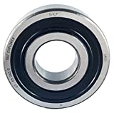 SKF Rillenkugellager 6005 2RS C3