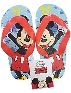 Takestop® Chanclas Mickey Mickey Ratón Disney Número 24Flip Flop kinds niño niña sandalias chanclas playa Diseño...