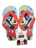 takestop® Flip Flops Mickey Mickey Mouse Disney Anzahl 28Flip Flop Kinds Baby Mädchen Sandalen Schlappen Meer Muster Meer