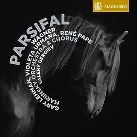Parsifal: Act III, Scene XI, ''Hoechsten Heiles Wunder!''
