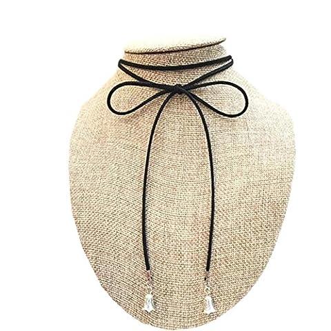 Schöne Art- und Weisehals-Schmucksache-spezielle Schnur-Halskette