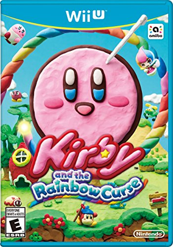 Kirby & The Rainbow Curse - Kirby Adventure Wii