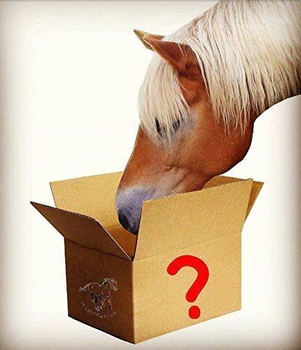 Caballos Cuidado Box, überraschungsbox, piel cuidado, freno-Cuidado Herradura, etc.).