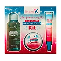 Brilliant Skin Essentials BRILLIANT K UNDERARM REVITALIZING KIT