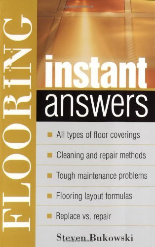 Flooring Instant Answers (Instant Answers Series) (English Edition)