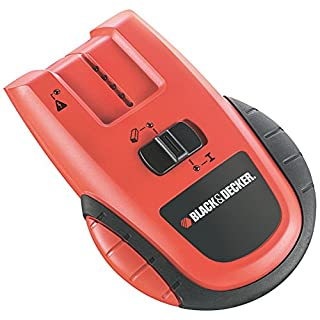 BLACK+DECKER BDS300 3-in-1 Includes Stud, Pipe and Live Wire Detector