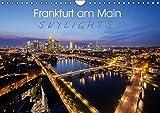 Frankfurt am Main Skylights (Wandkalender 2016 DIN A4 quer): Die Metropole am Main - Lichtspiele im Zauber der Nacht (Monatskalender, 14 Seiten) (CALVENDO Orte)