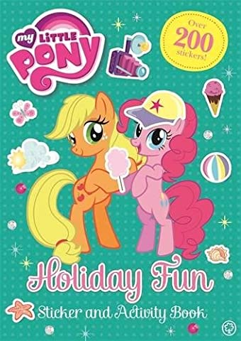 Holiday Fun Sticker and Activity Book
