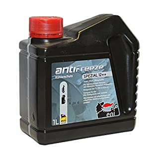 Kühlflüssigkeit, Frostschutz, Kühlwasser Agip Antifreeze Spezial 12++ 1 Liter für Roller, Mopeds, Motorräder uvm.
