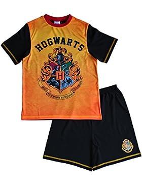 Niños Harry Potter corto pijama Pijama de Harry Potter Hogwarts Pjs edades 7A 13años