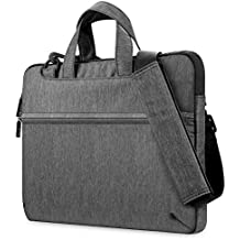 """Plemo Funda Protectora para Portatil Impermeable Maletín para MacBook Pro, Notebook y Tablet de 15"""" a 15,6"""""""