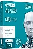 ESET Internet Security (2018) Edition 1 User Software Bild