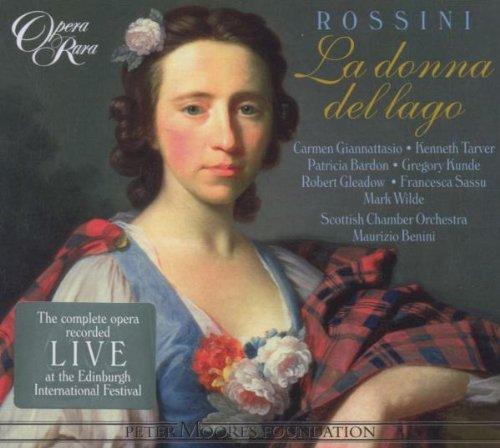 Rossini - La Donna del Lago / Giannattasio, Bardon, Tarver, Kunde, Gleadow, Sassu, Wilde, SCO, Benini