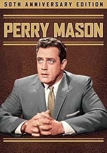 Perry Mason 50th Anniversary Edition [DVD] [Region 1] [US Import] [NTSC]